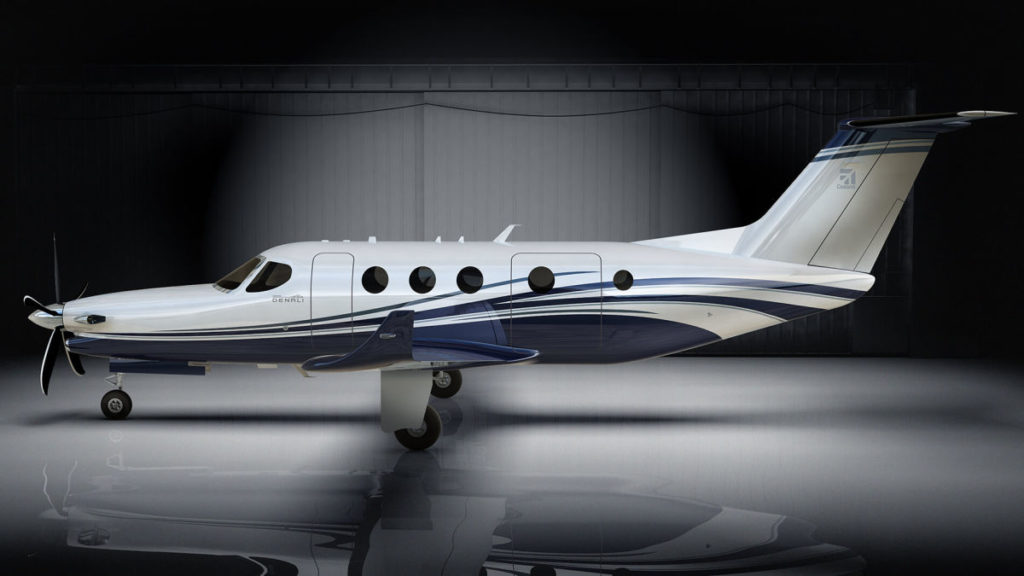 Textron Aviation debuts Cessna Denali single engine turboprop at Oshkosh